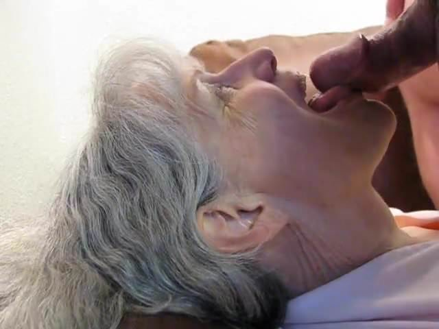 Mature Granny Cum Swallow Hd