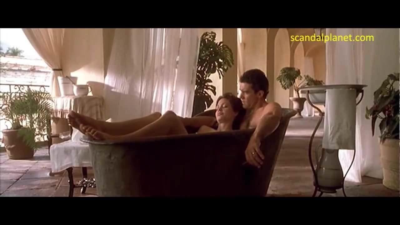 Angelina Jolie Sin Sex Scene angelina jolie sex scene in original sin scandalplanet