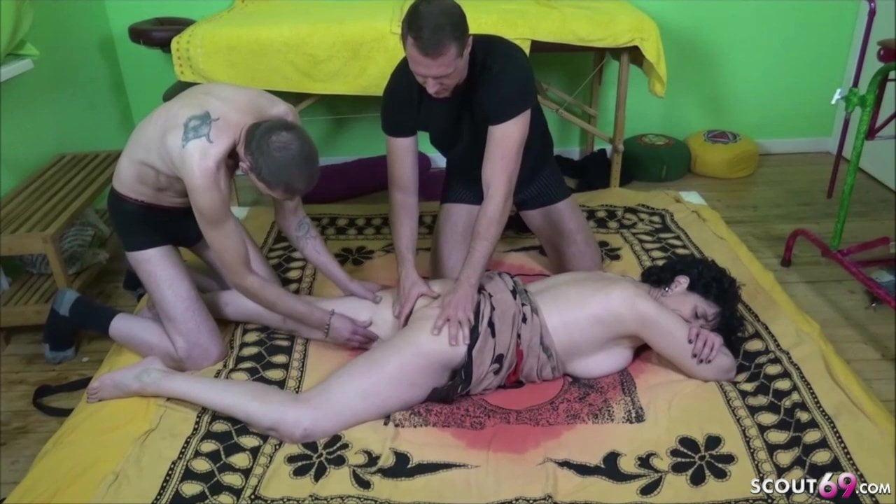 Wife Bbc Husband Threesome