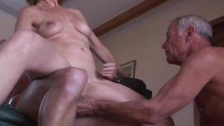 Old men chat shemale bukkake