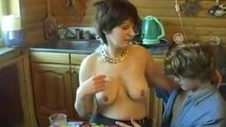 Milf mother russian mom will know, many