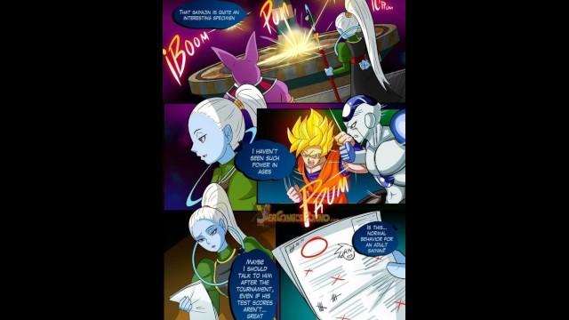 Goku pornó