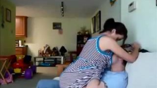 Old and young anal lesbians