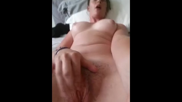 Amateur wife filled with black cum